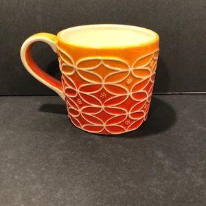 Starbucks mid century design mug